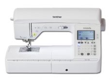 Brother Innov-is NV1100 Sewing Machine Plus Free Quilt Kit Worth £149.00 Includes Free Motion Grip